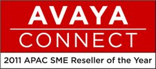 AVAYA ASIA IP OFFICE RESELLER OF THE YEAR