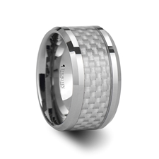 Extra Wide tungsten Ring