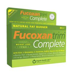Fucoxantrim Complete - Natural Weight-loss Solution