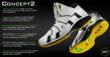 Athletic Propulsion Labs APL Concept 2 Basketball ShoesTechnical Specifications Information Sheet