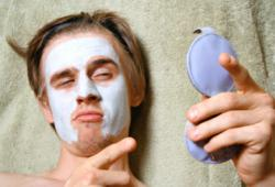 Non Surgical Face Lift Mask For Men Picture