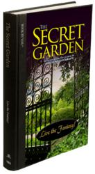 The Secret Garden - personalized book from BookByYou.com