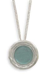 Ancient Roman glass pendant, available at BillyTheTree.com.