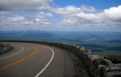 Whiteface Mountain offers 360 degree views of the Adirondacks