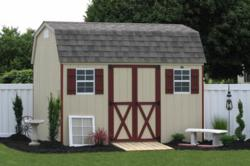 Rent a Wooden Shed in PA and NJ