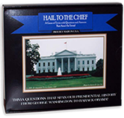 Hail to the Chief Presidential trivia game