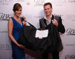 GBK, Gavin Keilly, DNA Imprints, celebrity, stars, Golden Globes, media, press