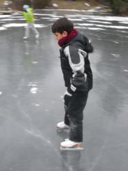 Boston Ice Skating