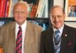 Dr. Wallach with Dr. Gerhard N. Schrauzer, PhD, MS, FACN, CNS, and IABS Founder and President