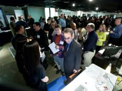 Attendees at the 2011 Small Business Summit in NYC
