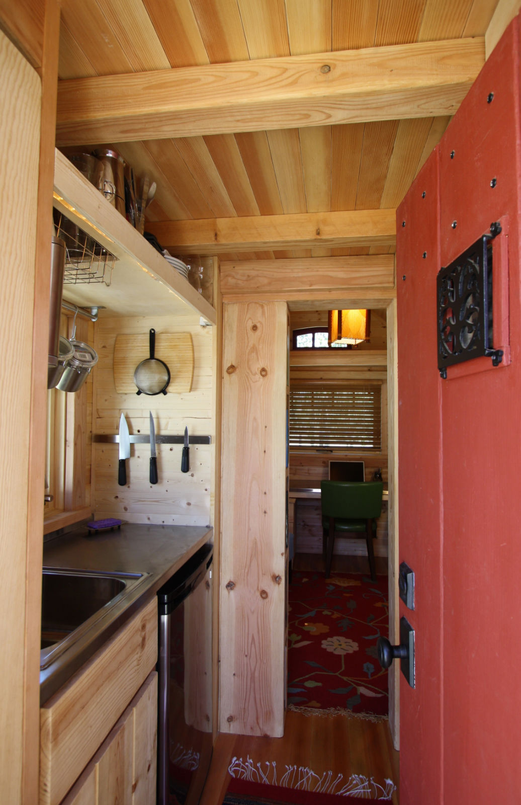 Tiny House Advocate Jay Shafer Plans Open House Sit In