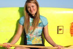 Girls4Sport sun protective swimsuit