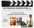 My Positive Perspective Broadcasts Episode with Published Author Ward...