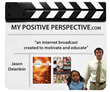 My Positive Perspective Broadcasts Episode With Firefighter David...