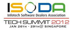 ISODA Tech Summit 2012 Singapore