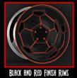 custom car rims, The Header soccer rim