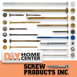 Screw Products at DIY Home Center