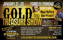 Gold Prospectors Association of America Gold and Treasure Shows