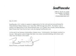 Rainn Wilson Statement