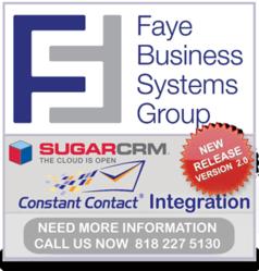 Constant Contact, SugarCRM, Integration