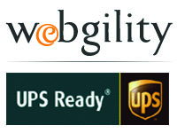 Webgility is certified UPS Ready provider