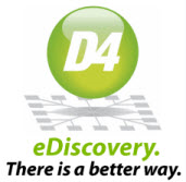 www.d4discovery.com, eDiscovery, electronic discovery consulting