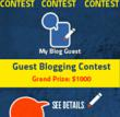 MyBlogGuest Kicks Off the New Year with Publishers Contest