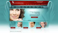 cosmetic, dermatology, dermatologist, skin, care, website, seattle, wa