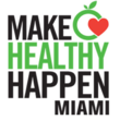 Make Health Happen Miami Logo