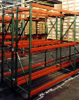 Wireway Pallet Racks