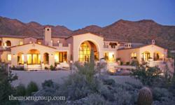 scottsdale luxury home by the moen group