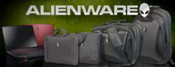 Alienware Laptop bags by Mobile Edge designed for M11x, M14x, M17x and M18x laptops.
