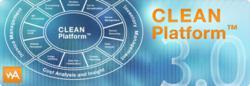 Wireless expense management tool CLEAN Platform 3.0