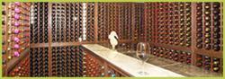 wine rack, wine cellar