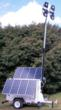 Progress Solar Solutions Introduces a Mobile Solar Light Tower That Will Shed Light on Athletes and Tailgaters While Cutting Costs for Outdoor Sports Venues and Events