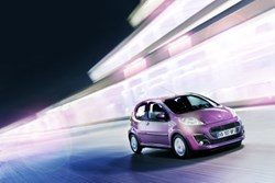 Peugeot 107 Low Emission Car