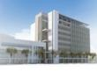 Artist's rendering of the new Infusion Technology Center at the University of Florida.