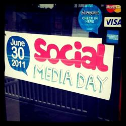 Social Media Day, CMC Apartments Gainesville Fl