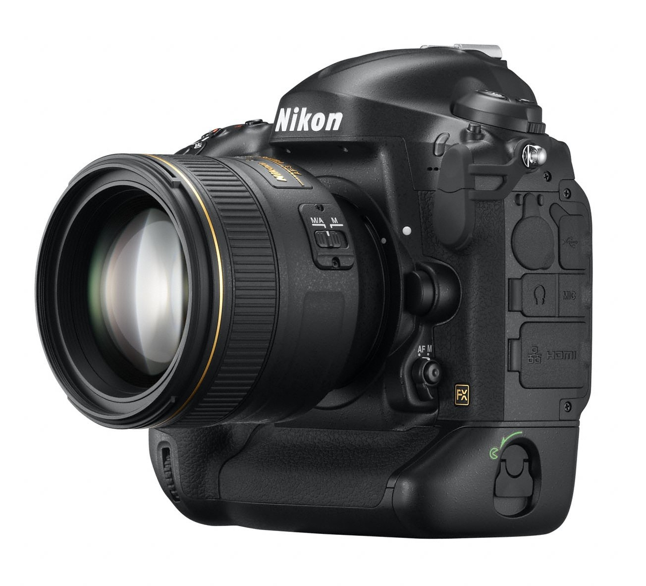 Nikon Announces the D4 DSLR  a More Powerful DSLR