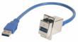 New USB 3.0 Bulkhead Cable Assembly