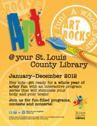 Art @ Your Library Returns for 2012