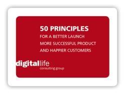 Consulting Group's new Product Success Deck offers 50 secrets to successful consumer technology products