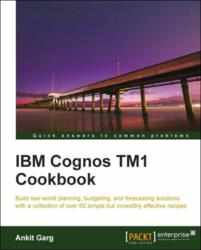 IBM Cognos TM1 Cookbook, book and ebook available