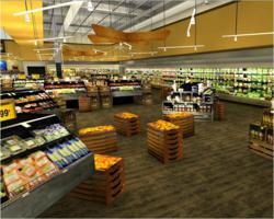 3-D Virtual Store Simulation by InContext Solutions