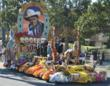 RFD-TV Float in Tournament of Roses® Parade Wins a Special Trophy, Exceptional Merit
