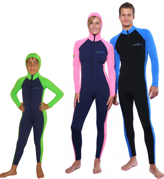 12724738b42 EcoStinger Sun Protection Swimwear Offering 30% Off New Generation Full  Body Stinger Suits for Women, Men, Kids and Juniors