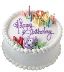 Happy Birthday from Market Target