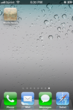 Example App on an iPhone Home Screen