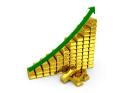 gold will have 12th consecutive positive year