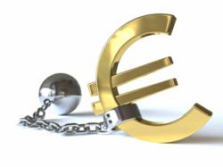 recession this year for two big eurozone countries